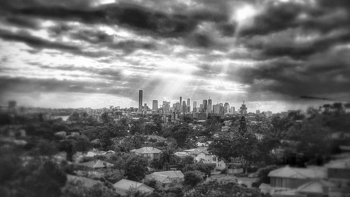 Brisbane Cloud Breaks - ChuckWalker