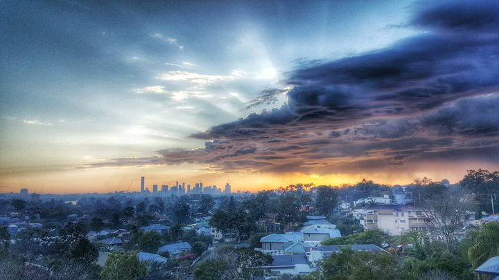 Early Brisbane Morning - ChuckWalker