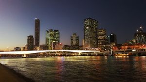 Brisbane City - Southbank