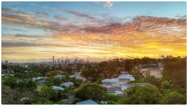 Mornings in Brisbane - ChuckWalker