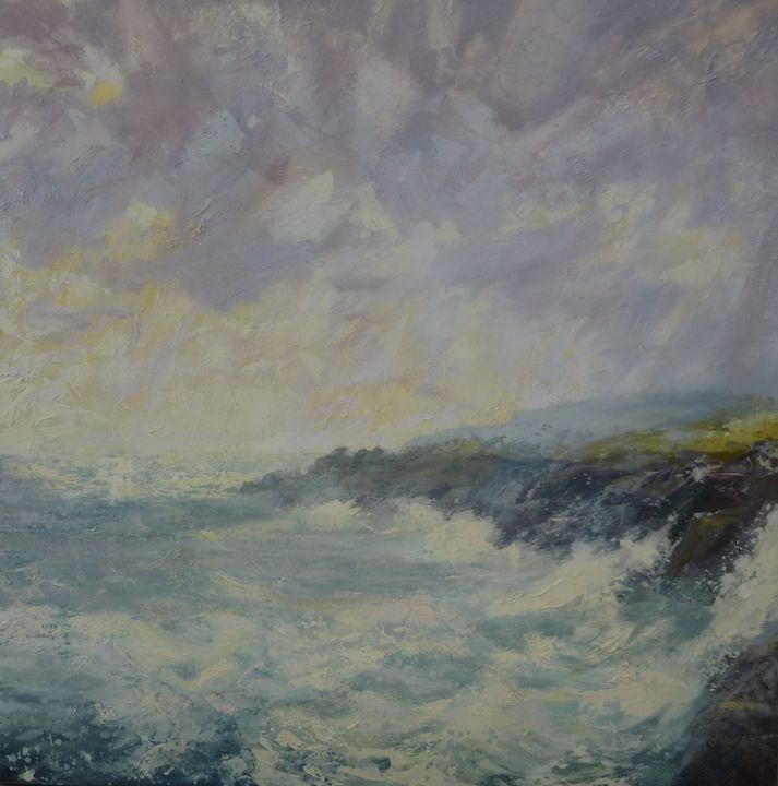 NARE POINT BY PAUL TREASURE - Collectable Art