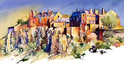 STIRLING CASTLE BY JONATHAN WHEELER - Collectable Art