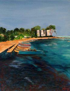 Port L'Olivette, Cap D'Antibes