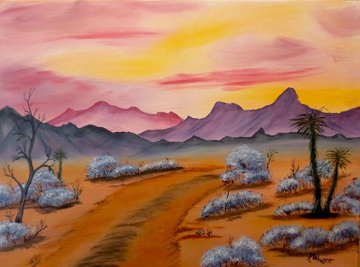 Desert Road - rwoollett