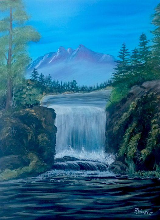 Mountain Falls #1 - rwoollett