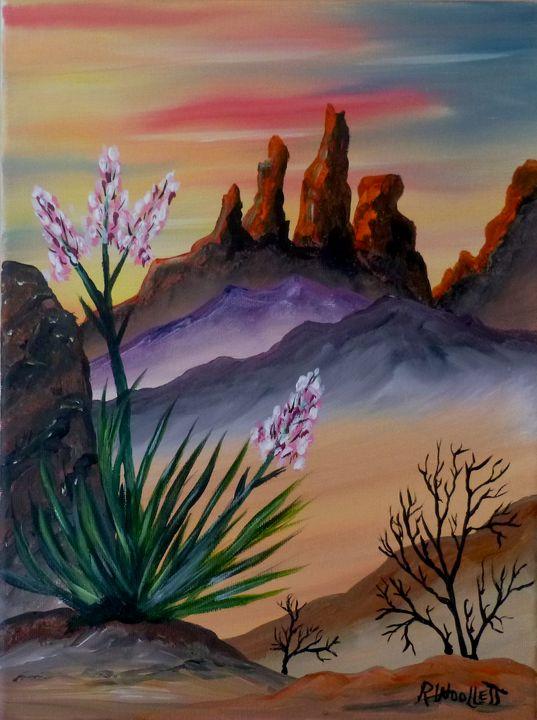 Desert Flower #1 - rwoollett