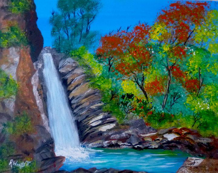 Glen Ellis Falls - rwoollett