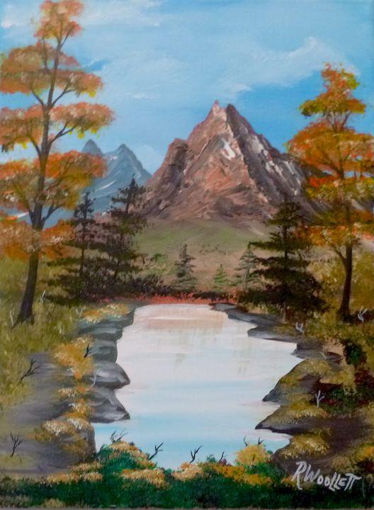 Pond in the Mountains #2.5 - rwoollett