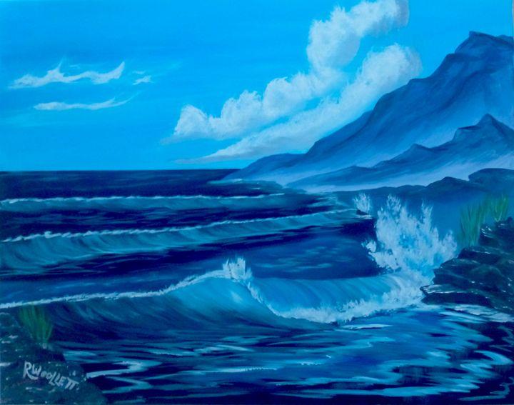 The Wave - rwoollett