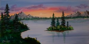 Lakside Panoramic