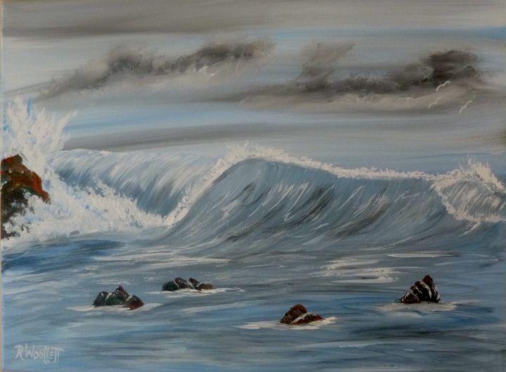 Love the Ocean #1 - rwoollett