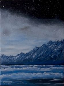 Frosty Starry Nite #1