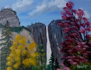 Yosemite, Upper Falls