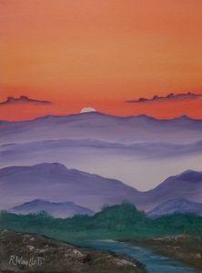 Coral Sunrise #1