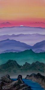 Coral Sunrise #2