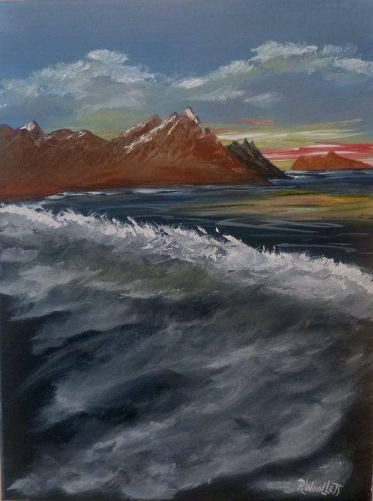 Turbulent Tide #1 - rwoollett