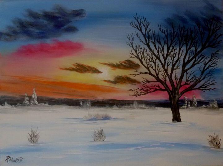 Color of Morn #1 - rwoollett