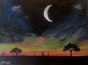 Crescent Moon #1