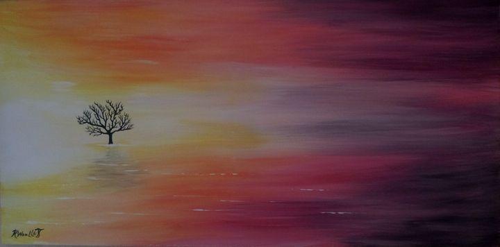Lonely Tree - rwoollett