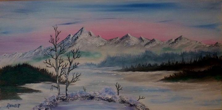Winter Glow #1 - rwoollett