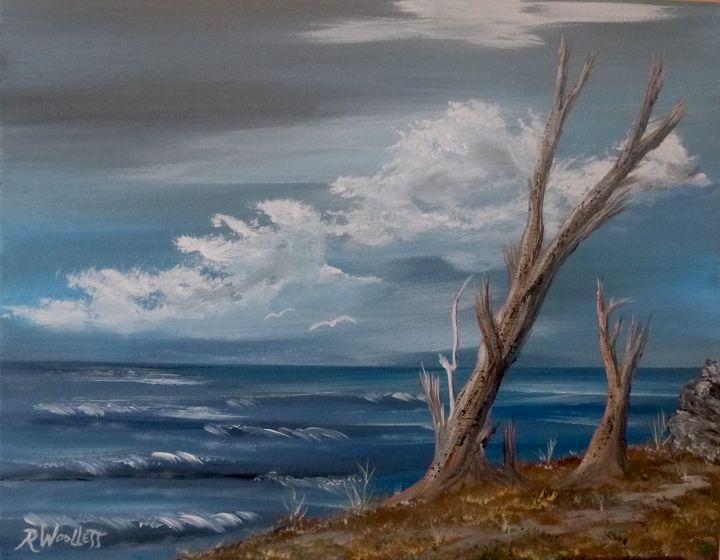 Dead Tree #1 - rwoollett