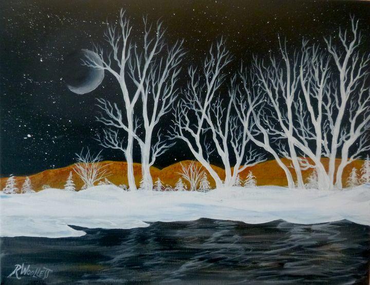 Ghost trees #1 - rwoollett