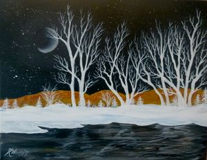 Ghost trees #1