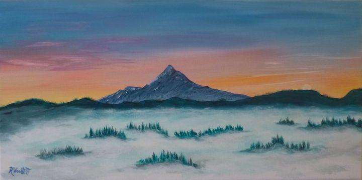 Misty Valley - rwoollett