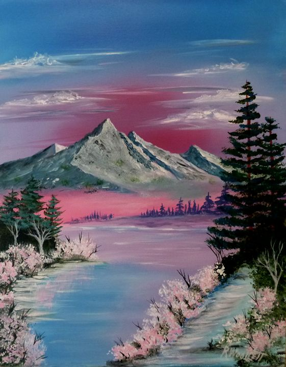 Frost & Snow in the Mountains - rwoollett