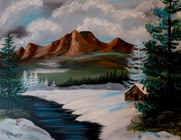 Mountain Thaw - rwoollett