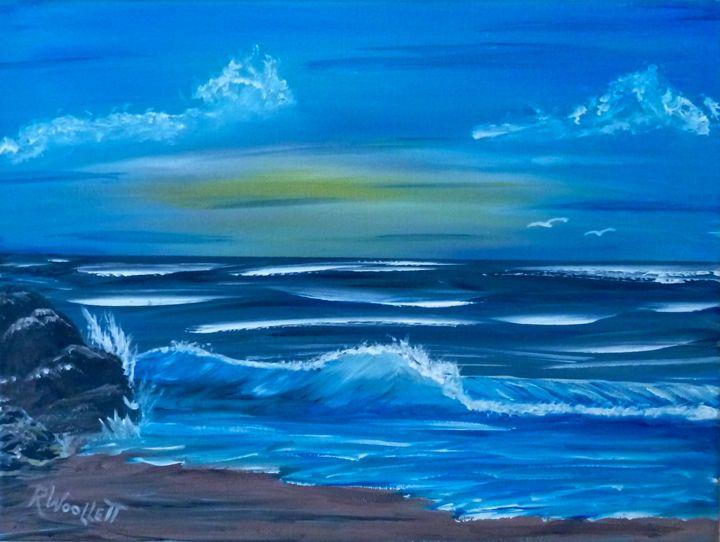 By the Sea #2 - rwoollett