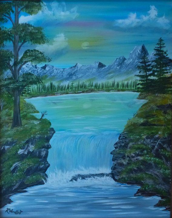 Mountain Falls #3 - rwoollett