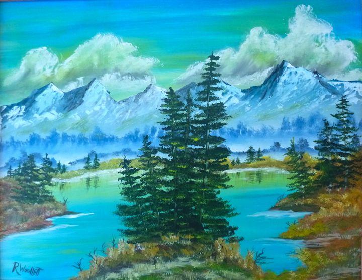 Mountain Overlook - rwoollett