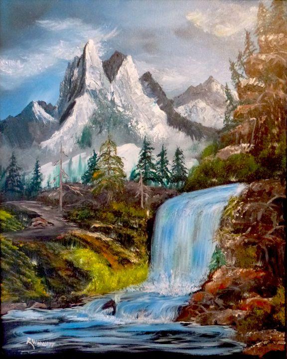 Mountain Falls #2 - rwoollett