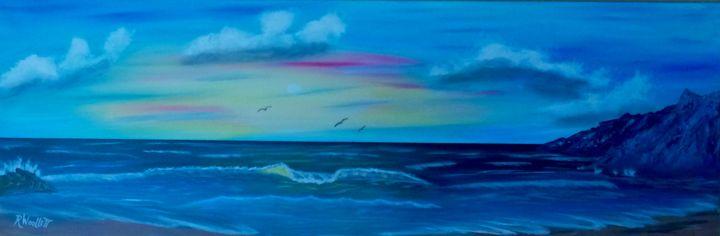 Ocean Panoramic - rwoollett