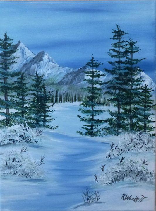 Snow Day #1 - rwoollett