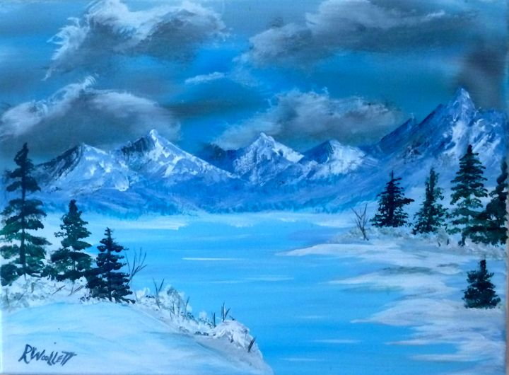 Snow Day #2 - rwoollett