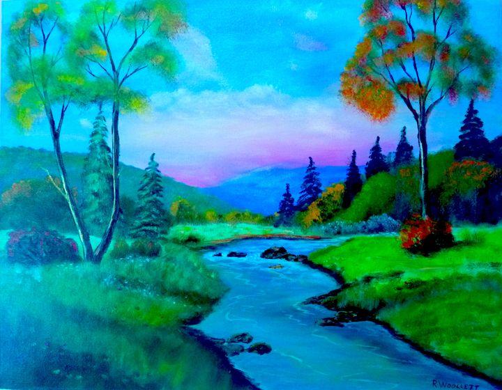 Valley Stream - rwoollett