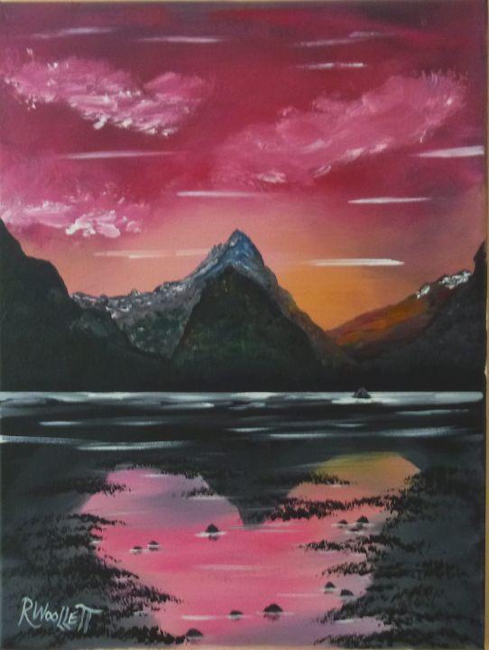 Mitre Peak NZ #1 - rwoollett