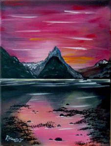 Mitre Peak NZ #2