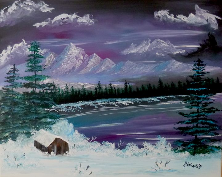 Mountains Majesty #1 - rwoollett