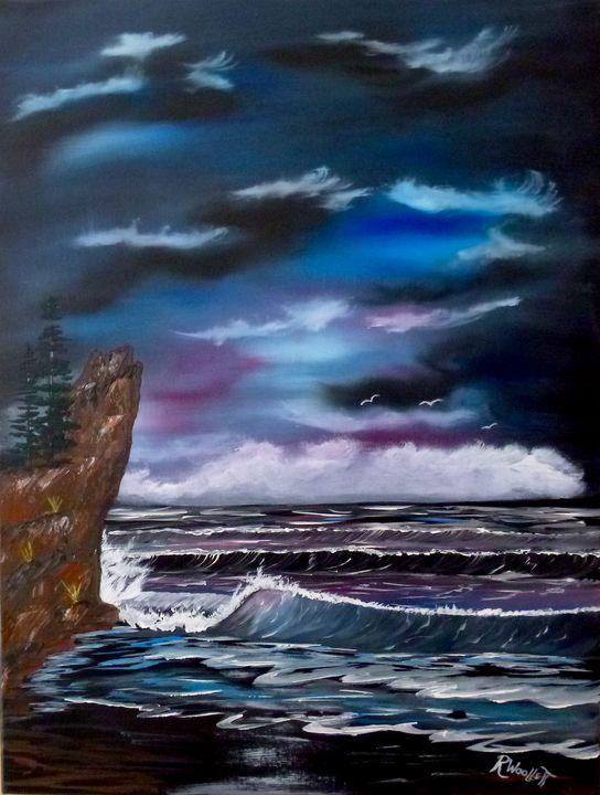 Twilight by the Sea #1 - rwoollett