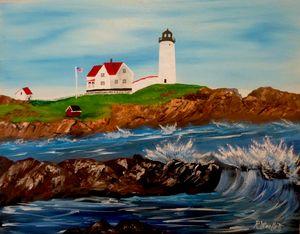 Nubble Lighthouse #1