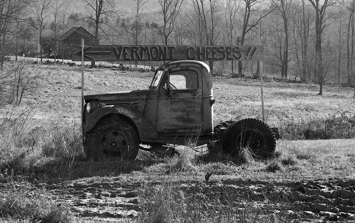 Ole' Truck - tiffanycassanophotography