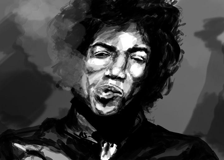 Jimi - Untitled Arts