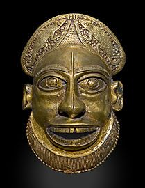 mask of the sultan of bamoun
