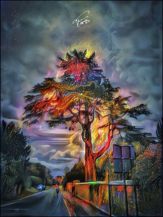 Firetree - Thomas Bader