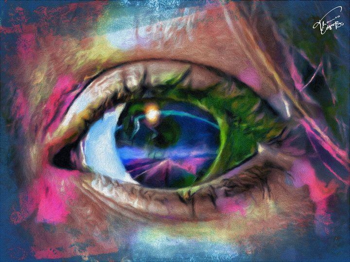 The eye - Thomas Bader