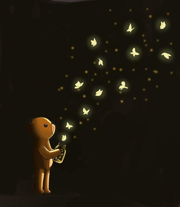 Butterflies - Ellen Gao