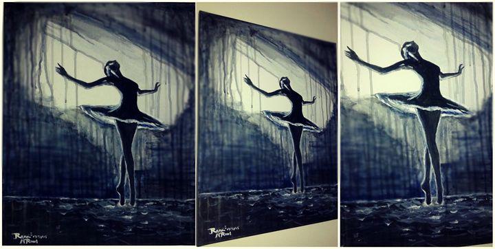 Dancing in the dark - Rana Al Rawi